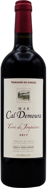 "Terrasses du Larzac ""Terre de Jonquières"", Mas Cal Demoura 2017"