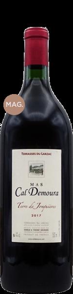 "Terrasses du Larzac ""Terre de Jonquières"", Mas Cal Demoura 2017 MAGNUM"