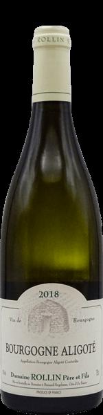 Bourgogne Aligoté, Domaine Rollin Père & Fils 2018