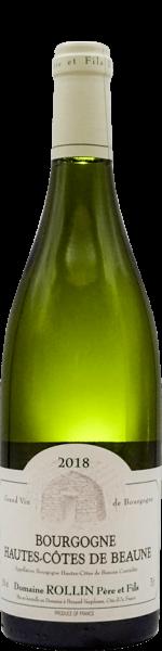 Bourgogne Hautes-Côtes-de-Beaune, Domaine Rollin Père & Fils 2018