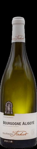 Bourgogne Aligoté, domaine Jean-Philippe Fichet 2018