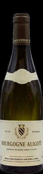 Bourgogne Aligoté, domaine Bouzereau-Gruère 2017