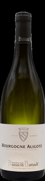 Bourgogne Aligoté, domaine Buisson-Battault 2017