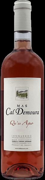 "Languedoc Rosé ""Qu'es Aquo"", Mas Cal Demoura 2020"