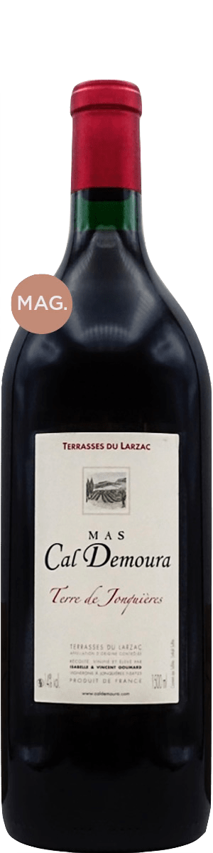 "Terrasses du Larzac ""Terre de Jonquières"", Mas Cal Demoura 2019 MAGNUM"