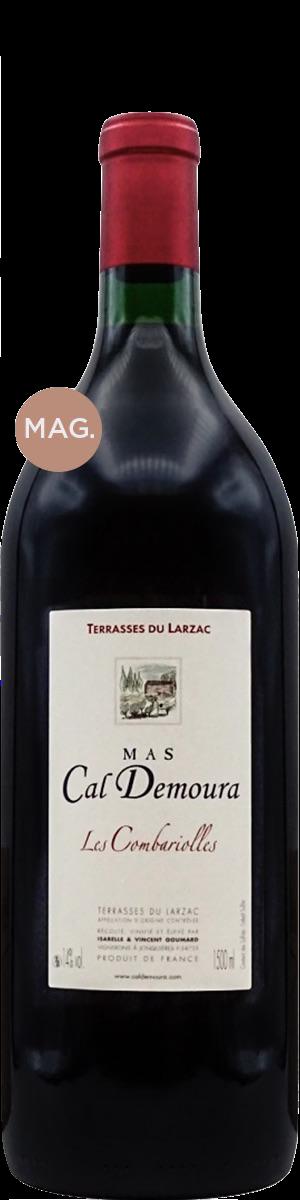 """Terrasses du Larzac """"Les Combariolles"""", Mas Cal Demoura 2019 MAGNUM"""
