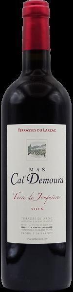"""Terrasses du Larzac """"Terres de Jonquières"""", Mas Cal Demoura 2016"""
