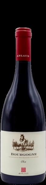 "Bourgogne Pinot Noir ""Oka"", A & Arlaud 2018"