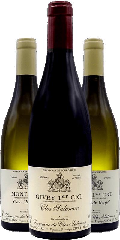 Clos Salomon : le joyau des vins de Givry
