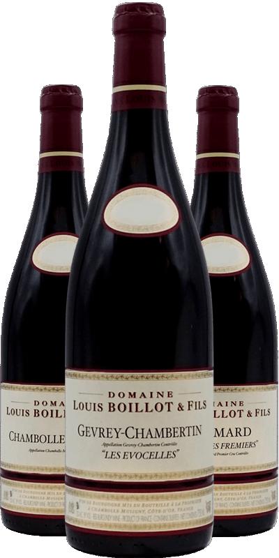 Louis Boillot : 2011, 2015, 2016… Millésimes prêts à boire ou à garder