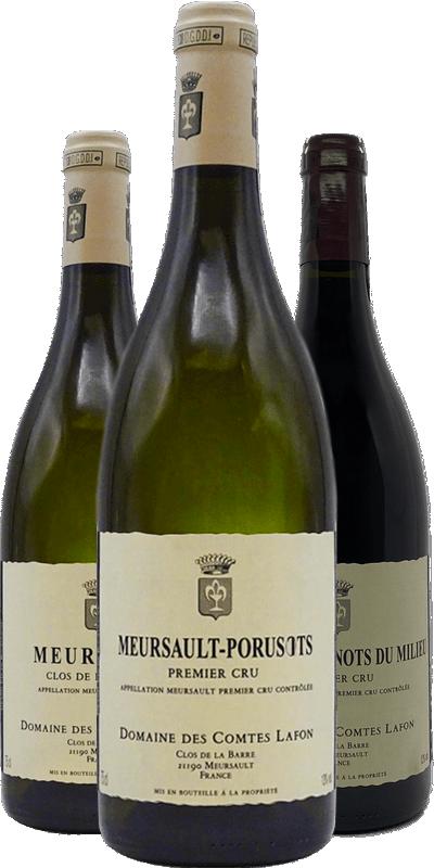 Comtes Lafon : Montrachet, Meursault, Volnay... L'incontournable millésime 2018 enfin disponible