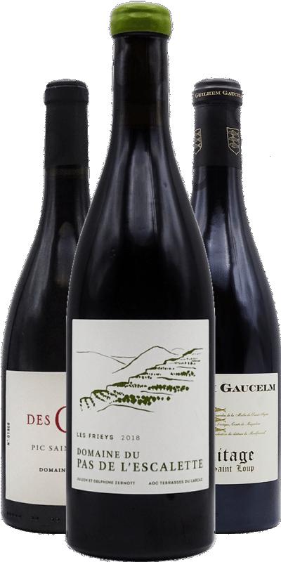 Grands rouges du Languedoc : des vins taillés pour la garde