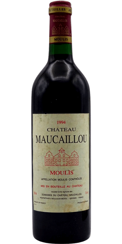 Moulis, Château Maucaillou 1994